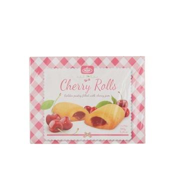 Klas Mini Rolls Cherry 300g