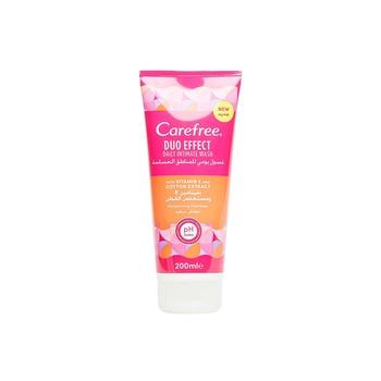 Carefree Intimate Wash Cotton Flower + Vit E 200 ml