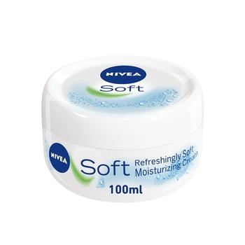 NIVEA Soft Moisturizing Cream Refreshingly Soft Jar 100ml