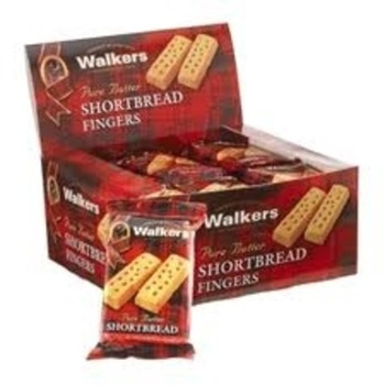 Walkers Shortbread Fingers 2s