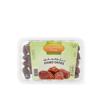 Goodness Foods Dried Dates (B) 250 g
