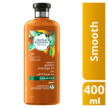 Herbal Essences Bio:Renew Shine Golden Moringa Oil Shampoo 400ml