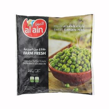 Al Ain Green Peas 400g