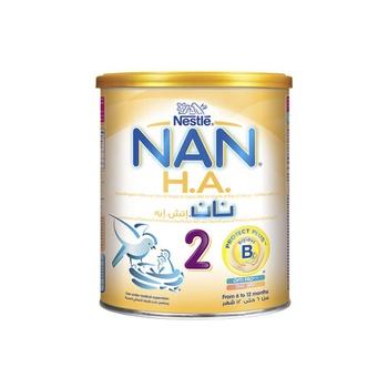 Nestle Nan Milk Powder Hypoallergenic Stage (2) 400g