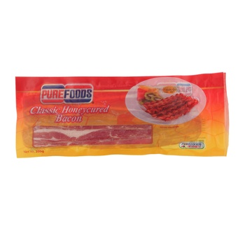 # Pure Food Classic Honey Cured Bacon