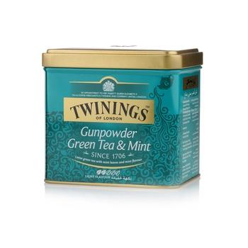 Twinings Gunpowder Green Tea & Mint 200g