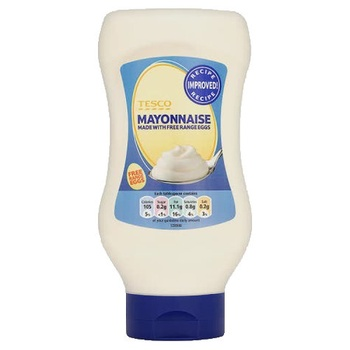 Tesco Top Down Mayonnaise 480ml