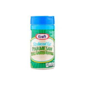 Kraft Parmesan Reduced Fat Cheese