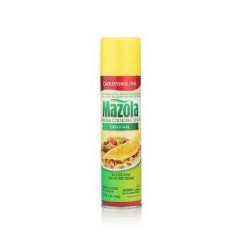Mazola No Stick Spray Canola Oil 140ml