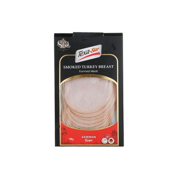 Sliced Smoked Turkey 150g