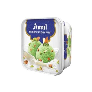 Amul Ice Cream Moroccn Dry Fruit 1 ltr