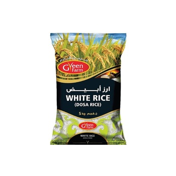 Green Farm White Rice 5kg