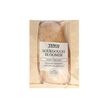 Tesco Sour Dough Bloomer