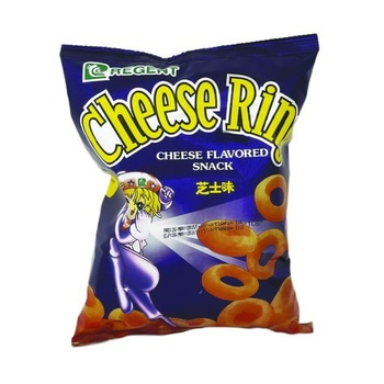 Regent Cheese Rings 65g