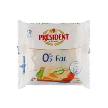President Slice 0% Fat Cheese