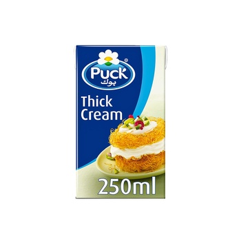 Puck Thick Cream 250ml