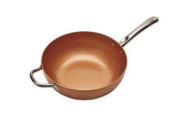 Copper Chef Wok 25cm