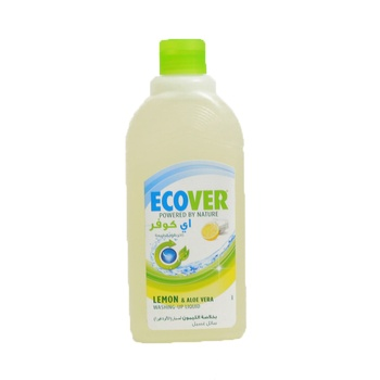 Ecover Washing Up Liquid Lemon Aloe Vera 500ml