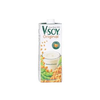 V-Soy Original Soy Bean Milk 1L