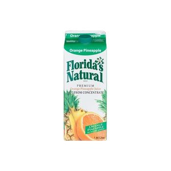 Floridas Natural Orange Pineapple Juice 1.8ltr