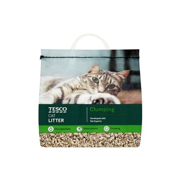 Tesco Clumping Cat Litter 10ltr