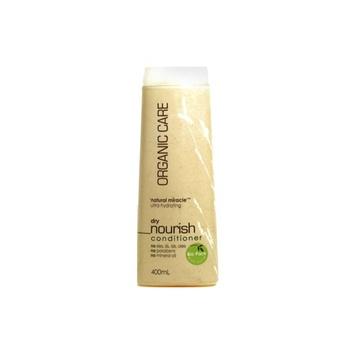 Organic Care Dry Nourish Conditioner 400ml