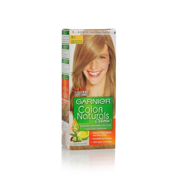 Garnier Color Naturals 8.1 Light Ash Blond