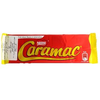 Nestle Chocolate Caramac Bar 30g