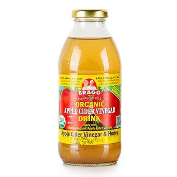 Bragg Apple Cider Vinegar Honey 16oz