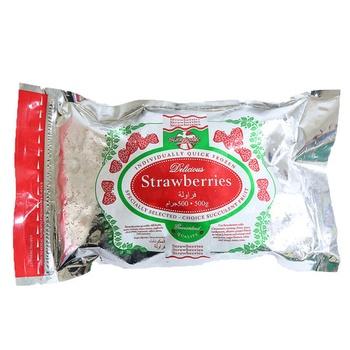 Sunnyside Strawberries 500g