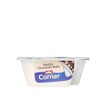 Muller Crunch Corner Vanilla & Chocolate Ball 135g