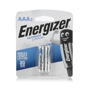 Energizer Lithium Battery L92Bp2 Aaa1.5V