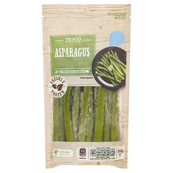 Tesco Asparagus 350G