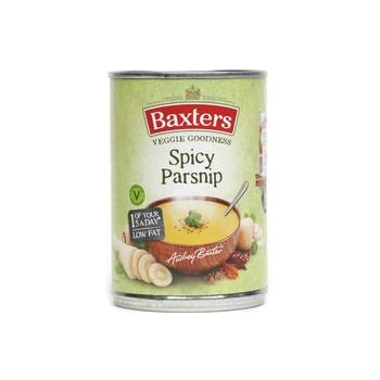 Baxters soup spicy parsnip 400g