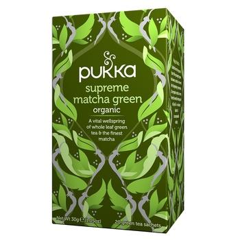 Pukka Organic Supreme Matcha Green Tea Bag 20X1.5G
