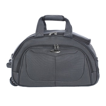 Voyager Duffle Bag 20 - Black