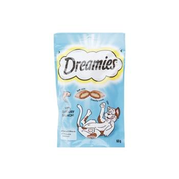 Dreamies Treat Scrumptious Salmon 60g
