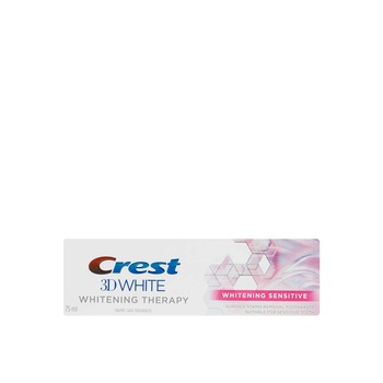 Crest 3D White Therapy Sensitive 75ml