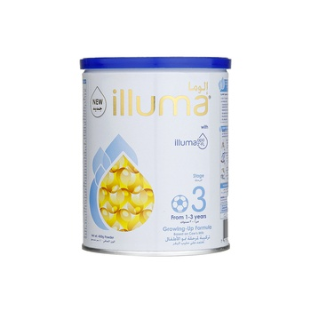 Illuma 3 Milk Powder Can 400G