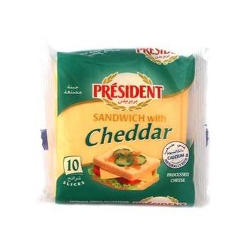 President Cheese 10 Slices Sandwich 200g