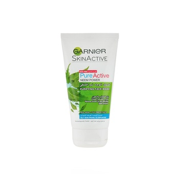 Garnier Skin Naturals Pure Active Neem Face Wash 150 ml