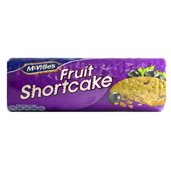 Mcvities Fruit Short Cake Original Biscuits 200g