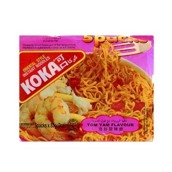 Koka Tom Yam Noodles 5 X 85g