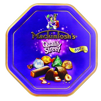Mackintoshs Quality Street 850g