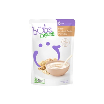 Organic Bubs Baby Ancient Grain Porridge 125g