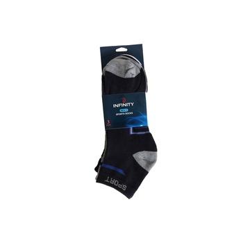 Men'S Cotton Socks 3 pcs Set