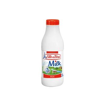 Elle & Vire Whole Milk 1 ltr