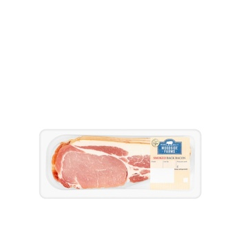 Woodside Farms Smoked Back Bacon 300g