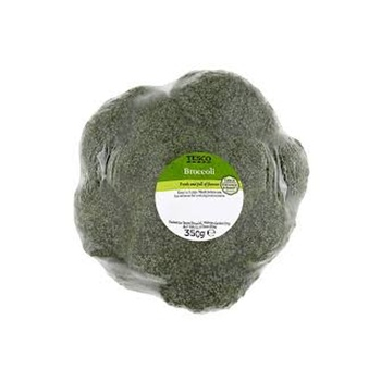 Tesco Broccoli Organic 300g