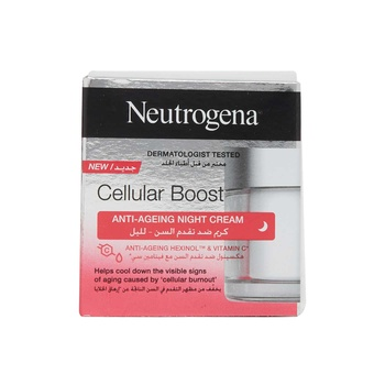 Neutrogena Cellular Boost Anti-Ageing Night Cream 50ml